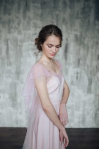 Pink and Blush Wedding Dresses
