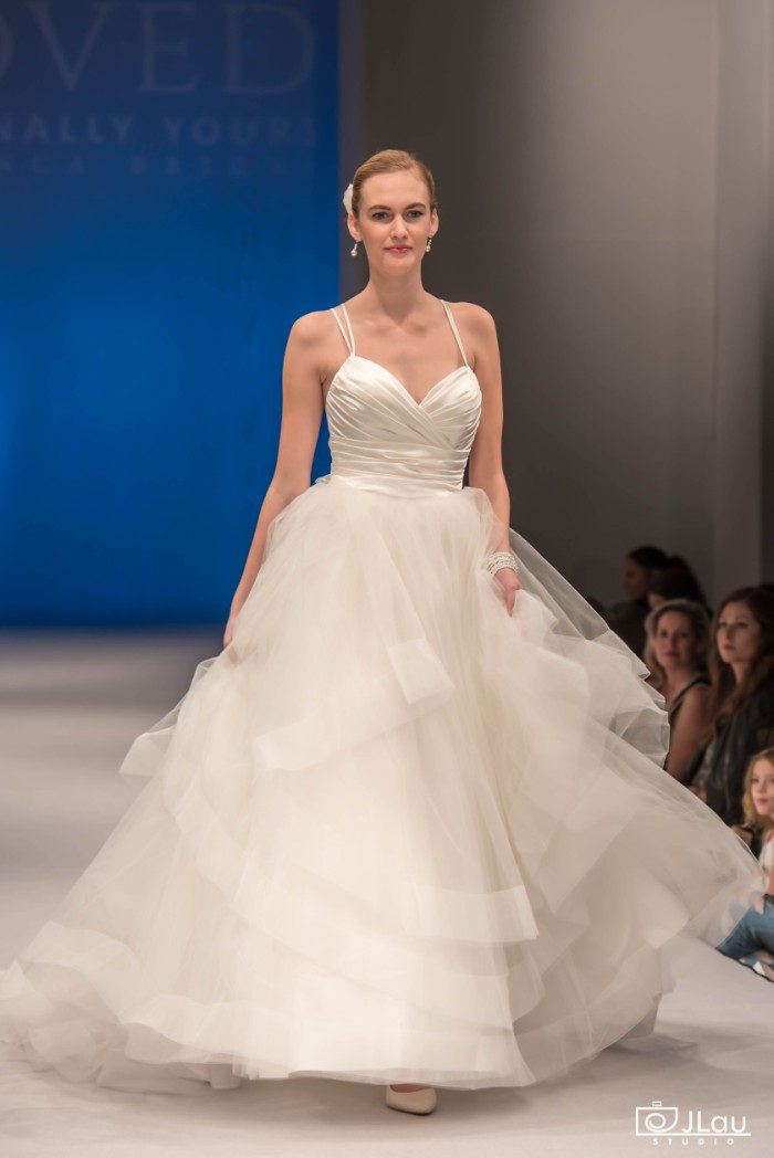 Tiered Tulle Wedding Dress | Style BL232 Delight Wedding Dress by Beloved