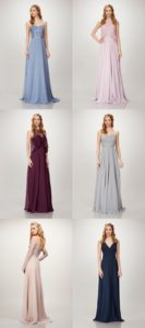 New Bridesmaid Dresses from THEIA