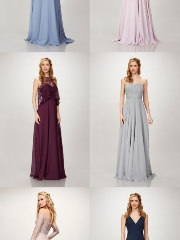 Theia Bridesmaid Dresses