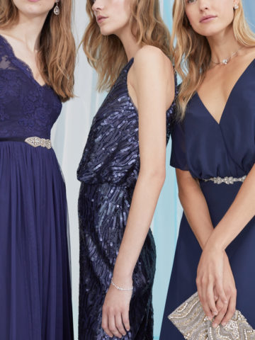 New Bridesmaid Dresses from BHLDN for 2017