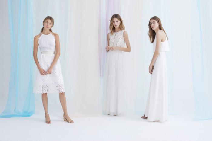 White Dresses from BHLDN Spring 2017 Wedding Styles