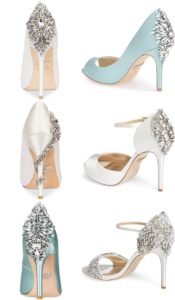 Crystal Back Wedding Shoes: The Perfect Bridal Shoe!