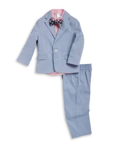 Light Blue Suit for Boy for a Wedding