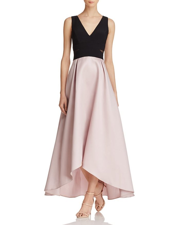 Hi Low Formal Wedding Guest Dress for Spring and Summer