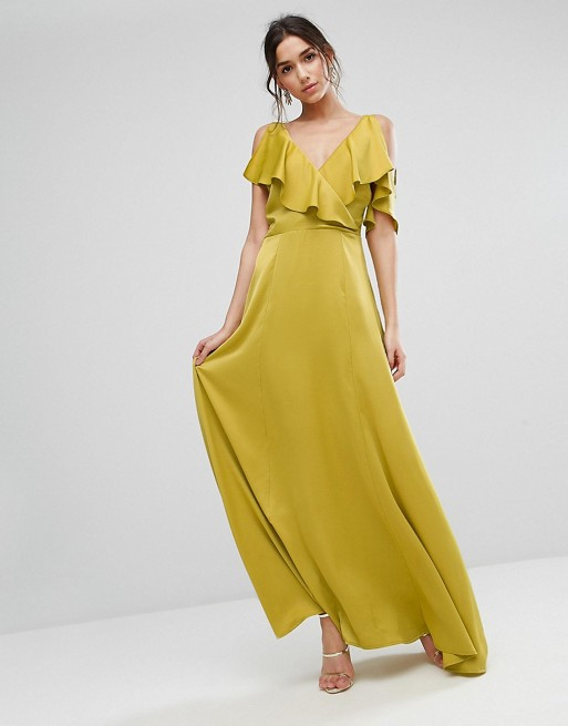 Beautiful dresses to wear as a wedding guest in spring for Wedding guest dresses fall 2017