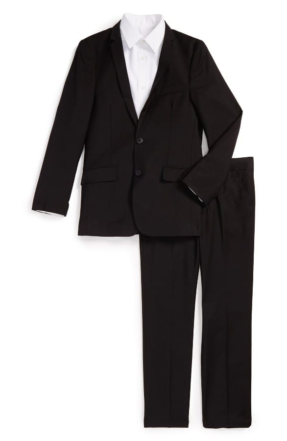 Black Suit and Pants for Boys and Ringbearers