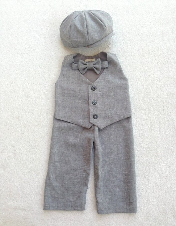 Ring Bearer Suits and Boys\' Wedding Outfits | Boys Wedding Suits