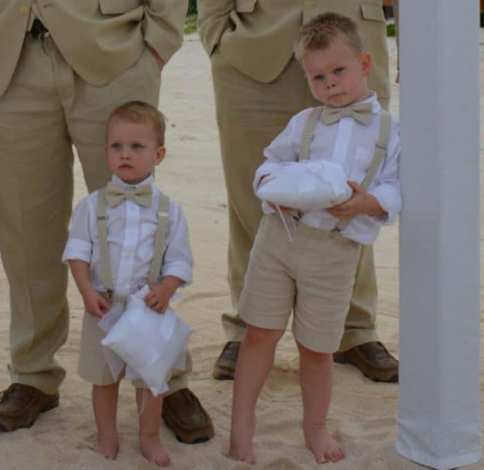 Ring Bearer Suits And Boys Wedding Outfits