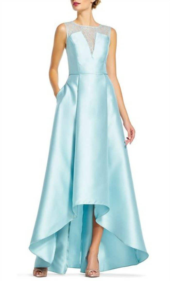 High Low Dresses For The Mother Of The Bride Dress For