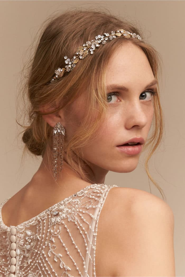 Gorgeous Headbands for Weddings