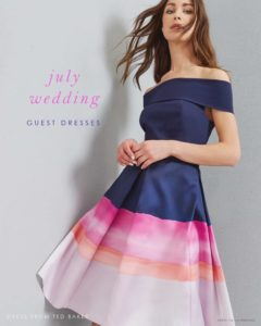 Great Dresses for Wedding Guests - July 2017 Edition