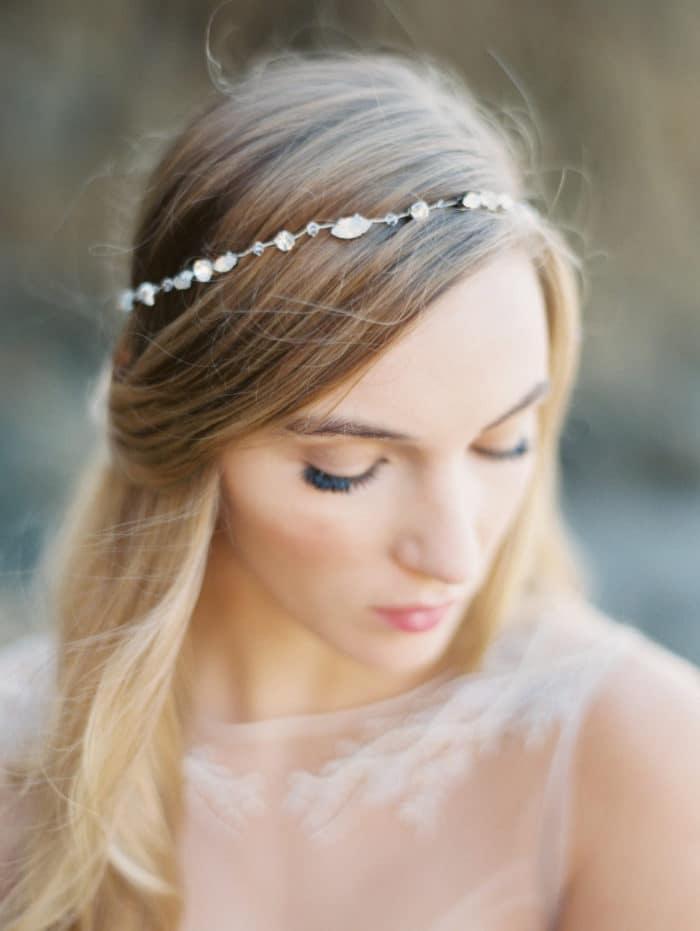 Rhinestone Bridal Halo