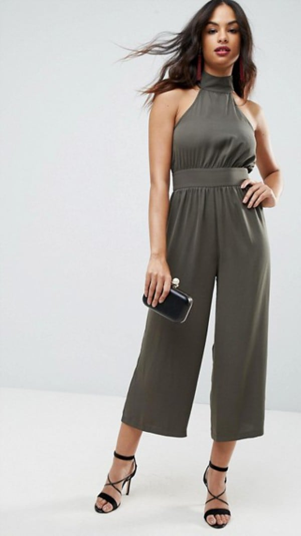 Can you wear a jumpsuit as a wedding guest? Yes!