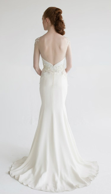 Wedding Dress Made in the USA | Odelia by Aria