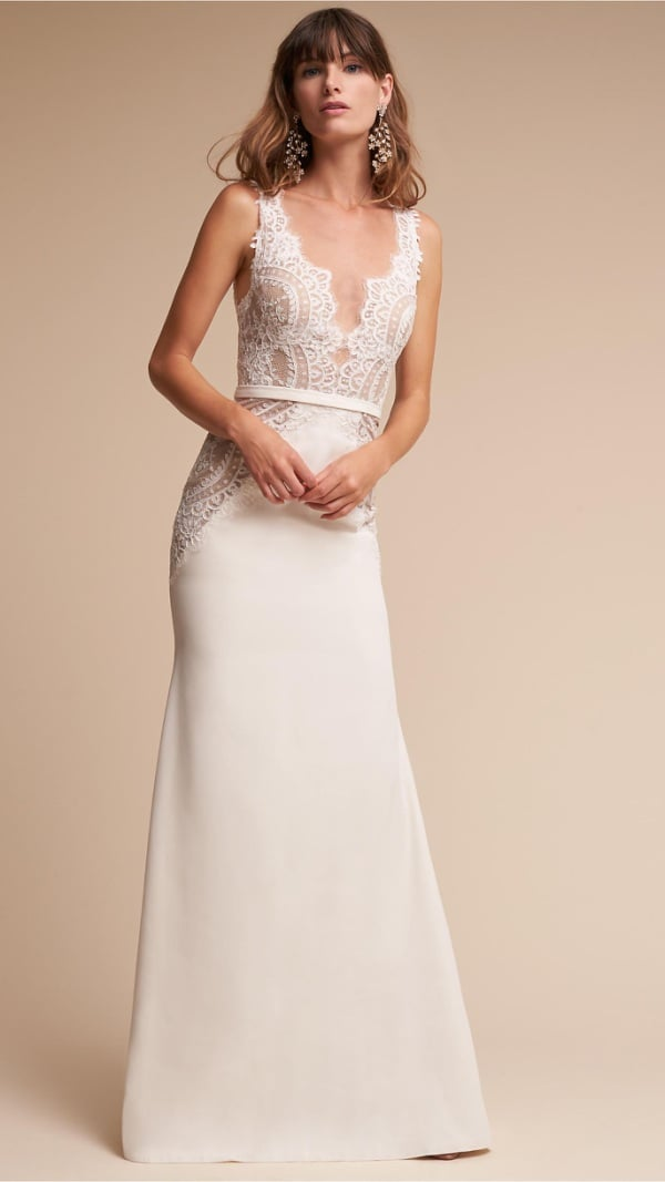 Selma Wedding Dress from BHLDN