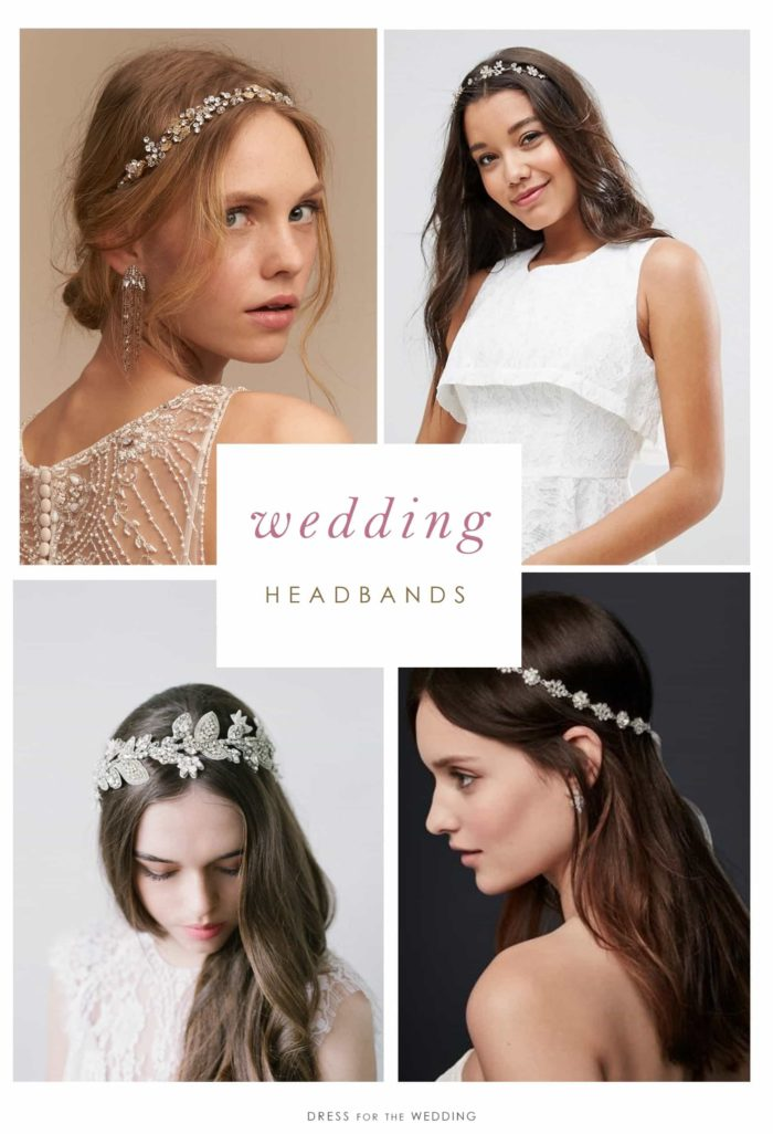 Bridal Headbands for Gorgeous Wedding Hairstyles! | Dress for the ...