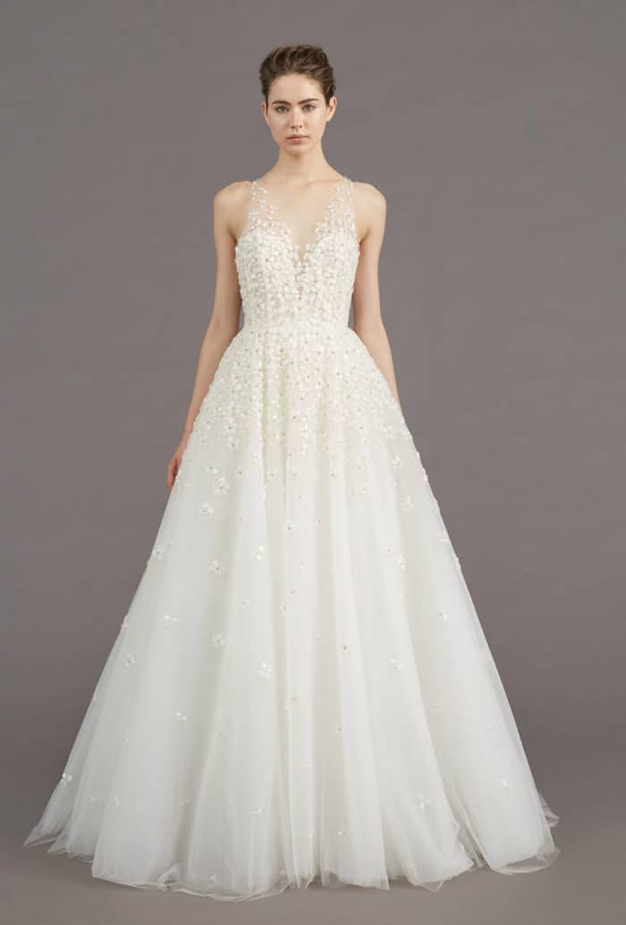 Callie Amsale Wedding Dress 2017