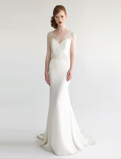 Odelia, USA made wedding dress