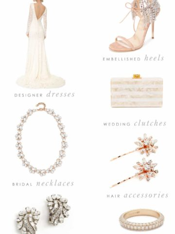 Wedding Dresses and Accessories on Sale Shopbop Fall 2017 Sale Picks