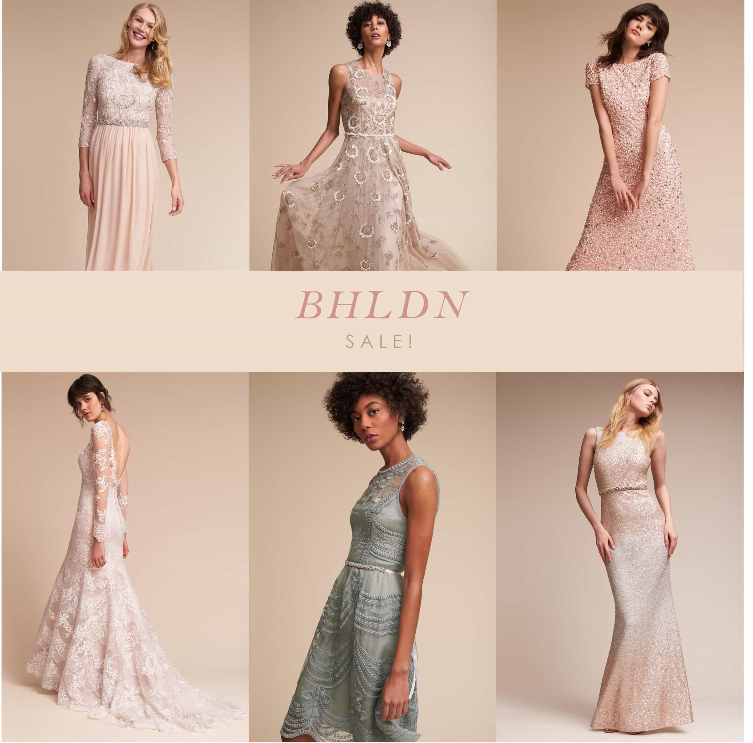 Sale at bhldn with deals on some of our favorite dresses for Bhldn wedding dress sale