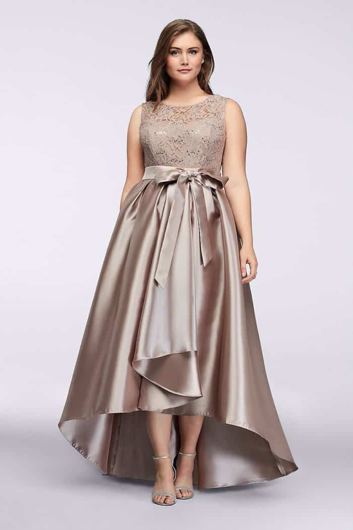 Dress for the wedding wedding guest dresses bridesmaid for High low ball gown wedding dress