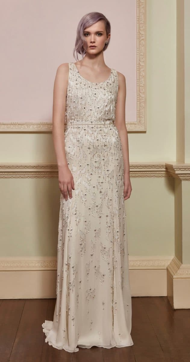 Jenny Packham Wedding Gown - Treasure in Ivory