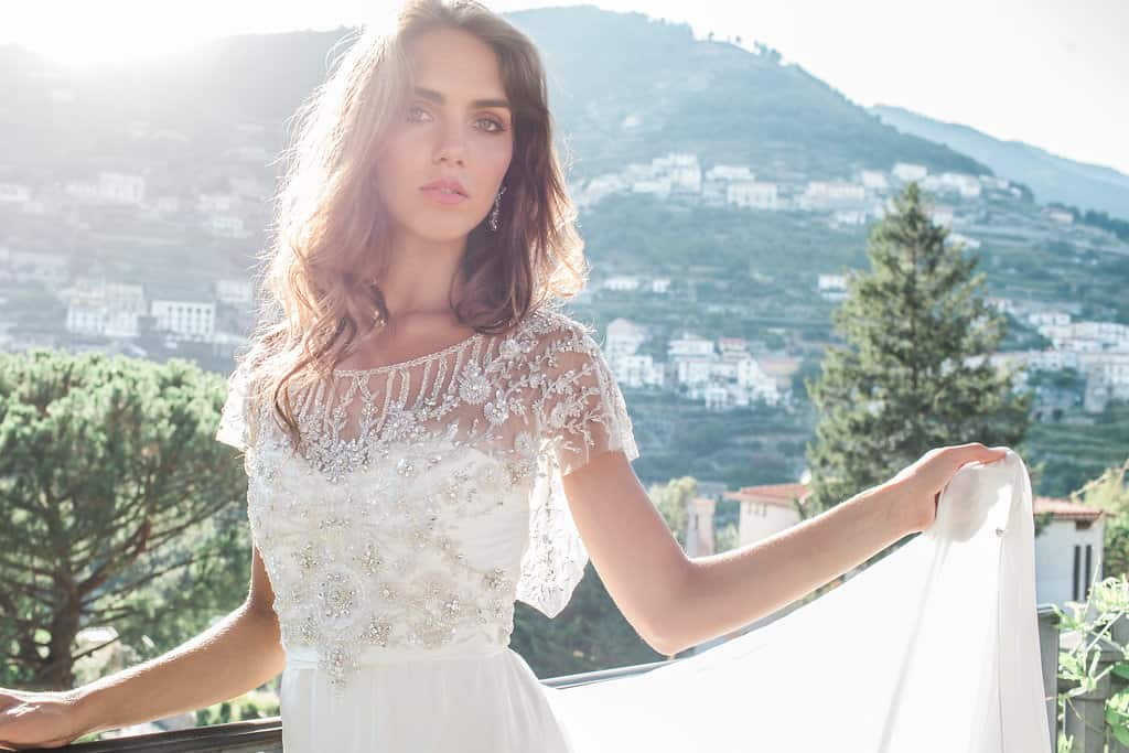 Alyssa and Adele Wedding Dresses from Anna Campbell | Dress for the ...