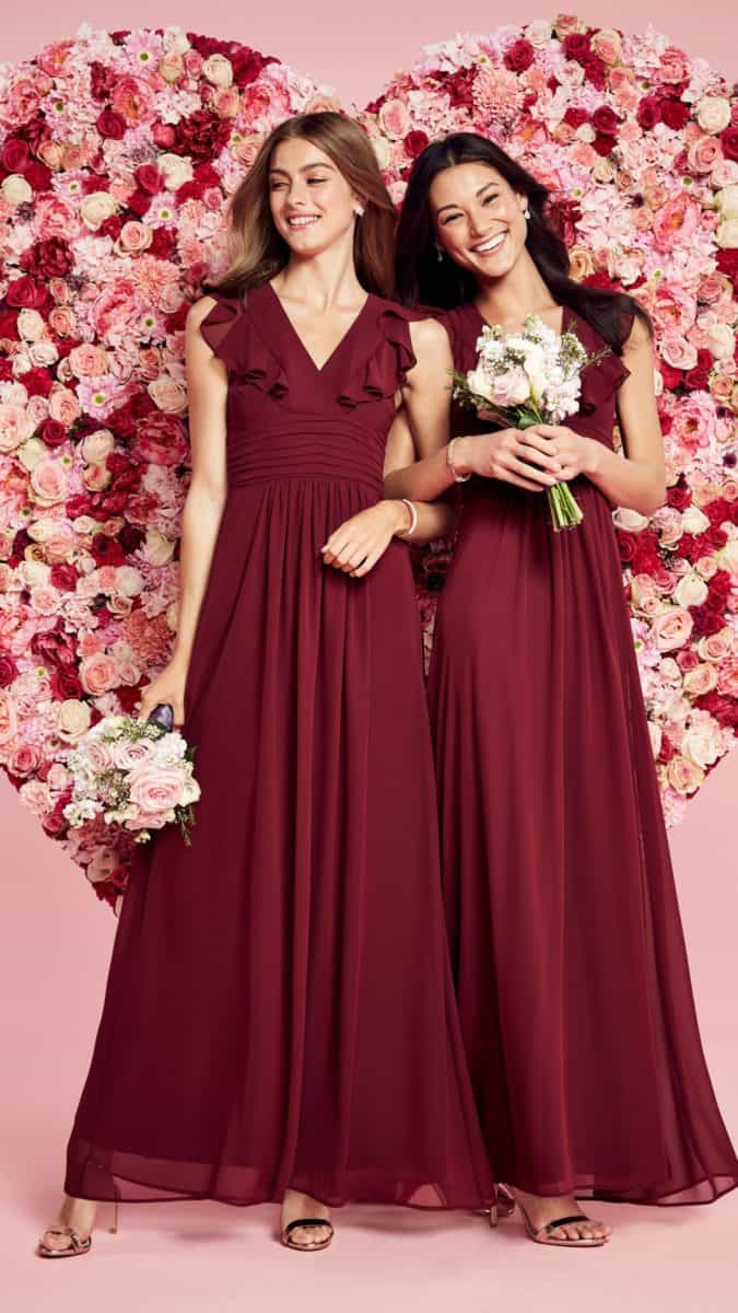 New affordable bridesmaid dresses from davids bridal dress for new affordable bridesmaid dresses from davids bridal ombrellifo Image collections