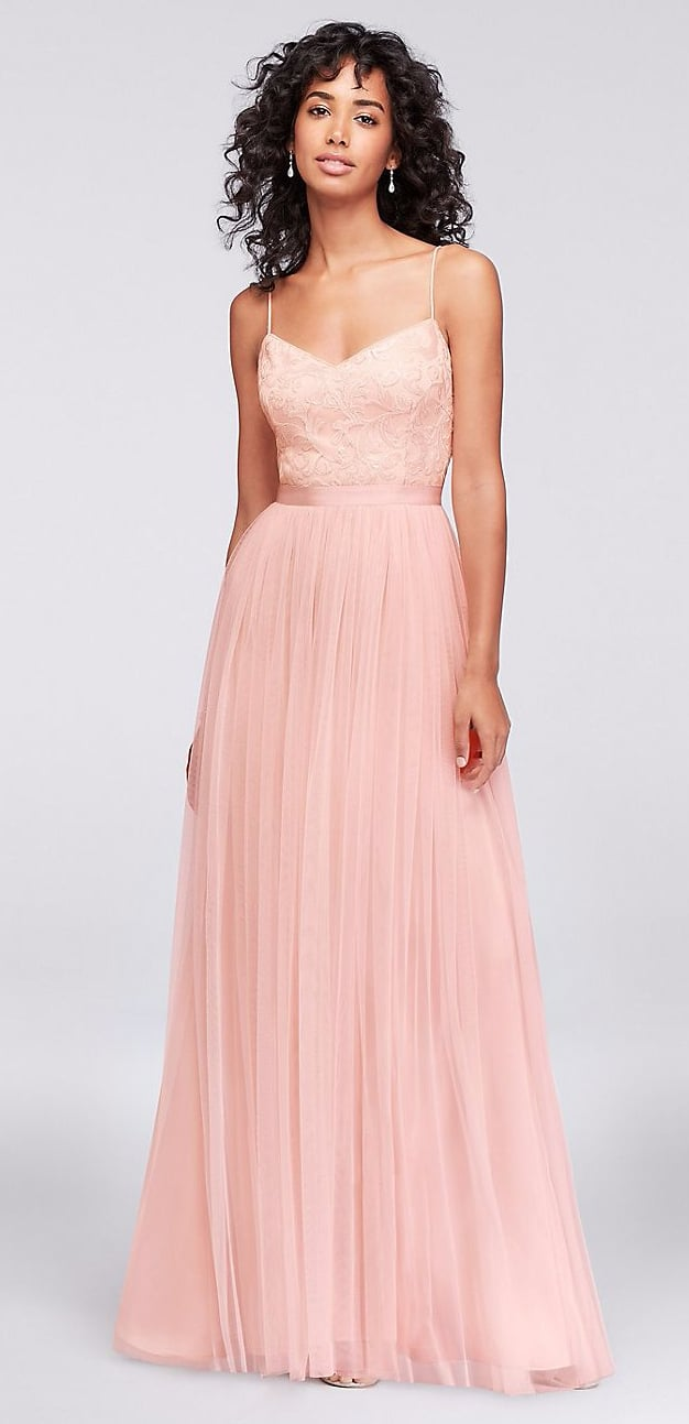 New Affordable Bridesmaid Dresses from David\'s Bridal | Dress for ...