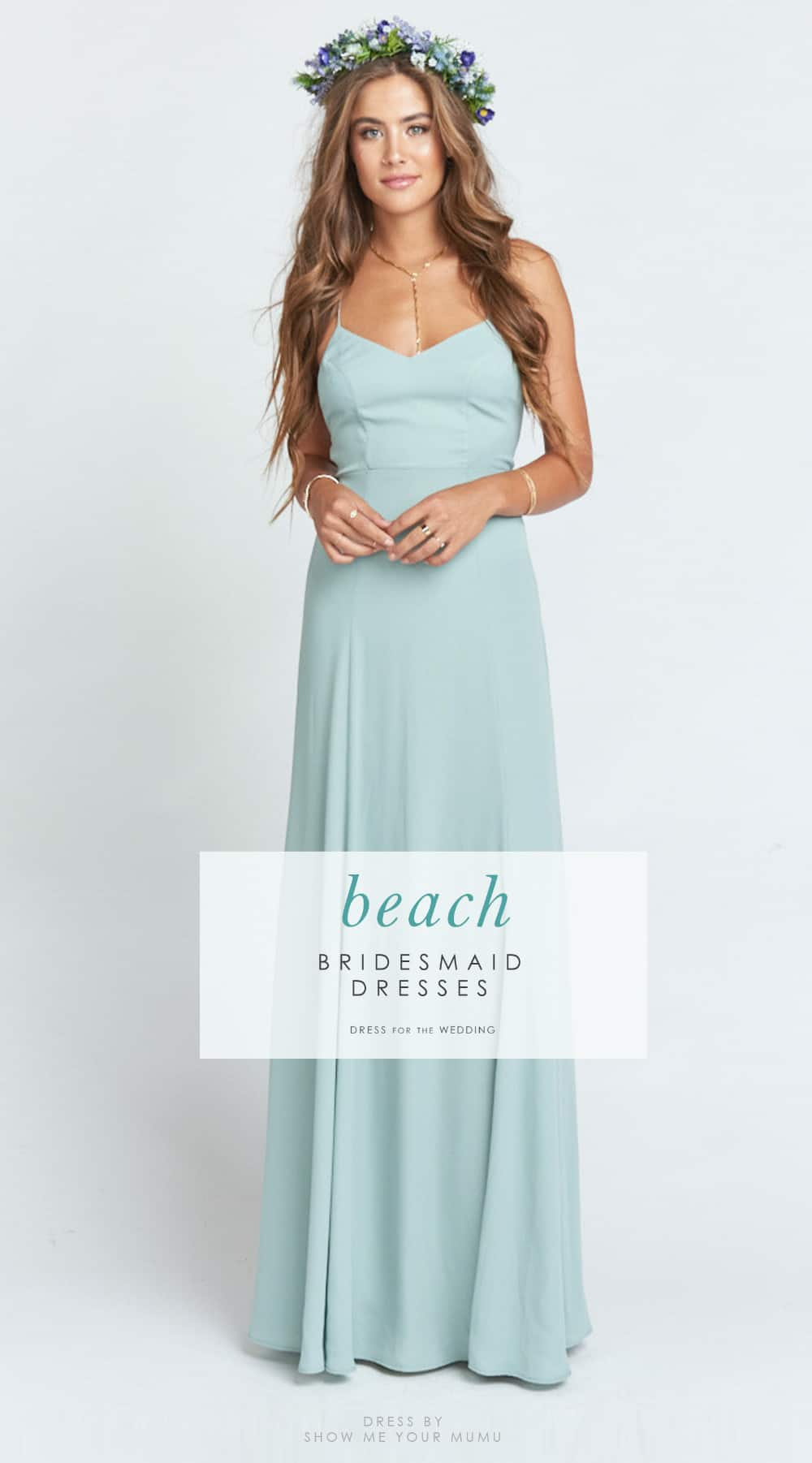 c2547bb360b Beach Bridesmaid Dresses