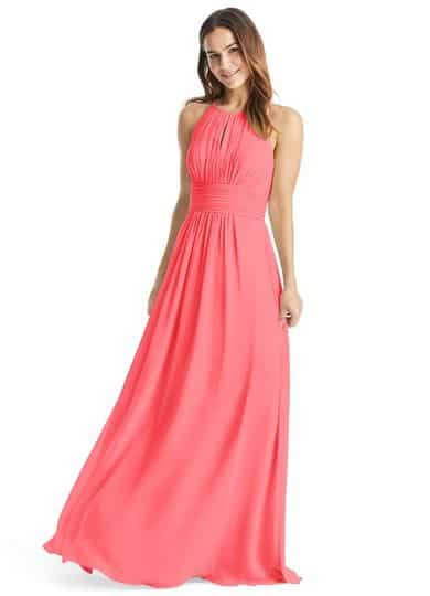 Beach bridesmaid dresses dress for the wedding for Bright colored wedding dresses