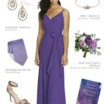 ultra violet bridesmaid dresses for 2018