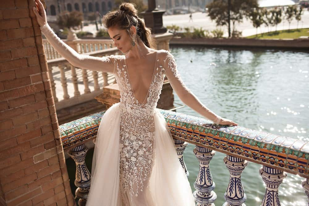 Sexy wedding dresses 2018 | Berta Bridal