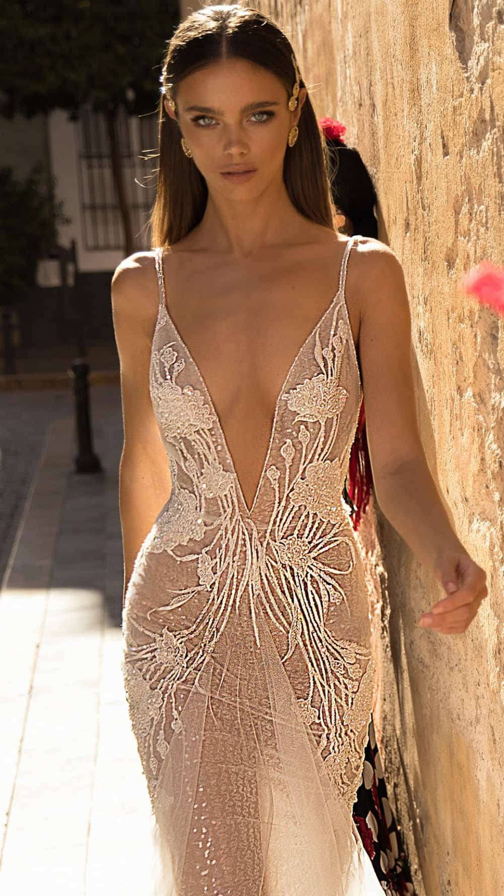 designer wedding dresses by berta