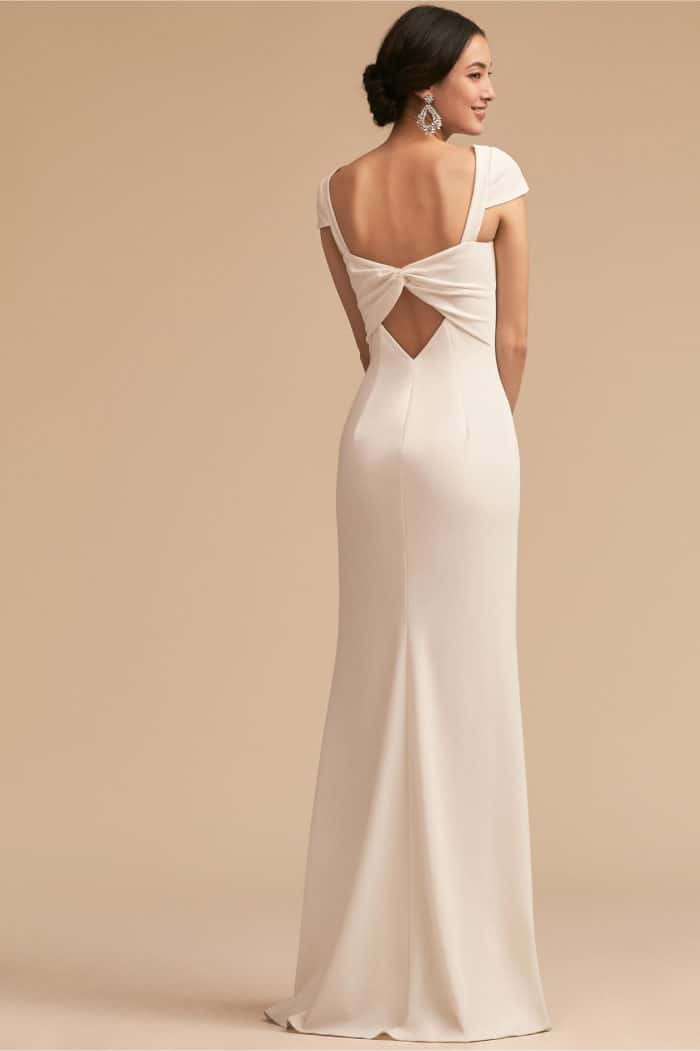 Cream White And Ivory Bridesmaid Dresses Dress For The