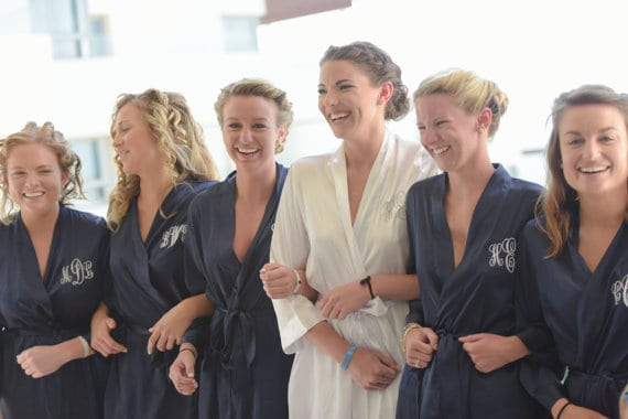 robes for bridesmaids