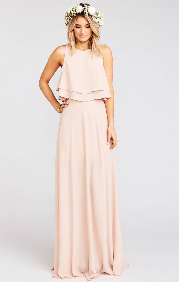 Show Me Your Mumu Bridesmaid Dresses Dress For The Wedding