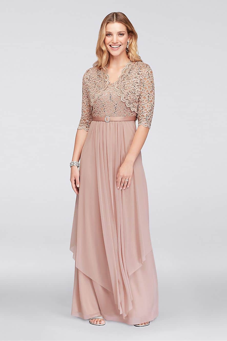 Rose Gold Mother of the Bride Dresses | Dress for the Wedding