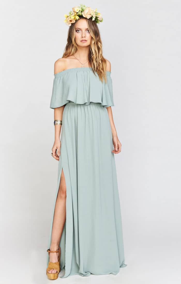 Show Me Your Mumu Bridesmaid Dresses Dress For The Wedding