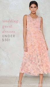 wedding guest dresses under 5