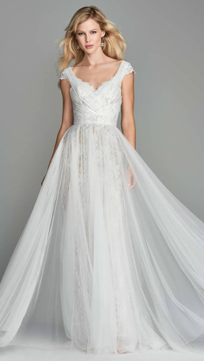 cap sleeve lace net wedding dress fairley wtoo2