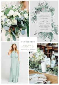 eucalyptus wedding ideas