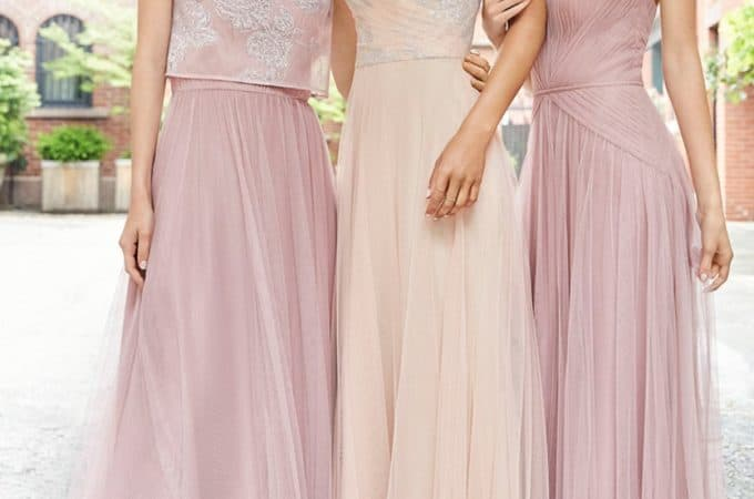 Hayley Paige Occasions Bridesmaid Dresses