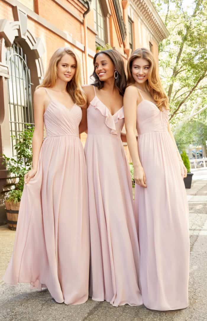 Hayley Paige Bridesmaid Dresses to Mix and Match
