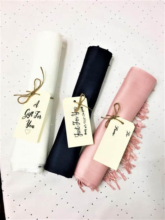 wraps in bulk for bridesmaids and wedding guests