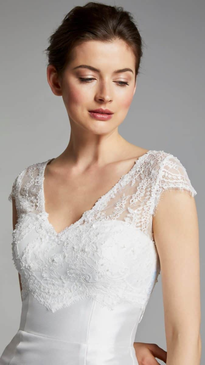 Zadie Blue Willow Wedding Dresses