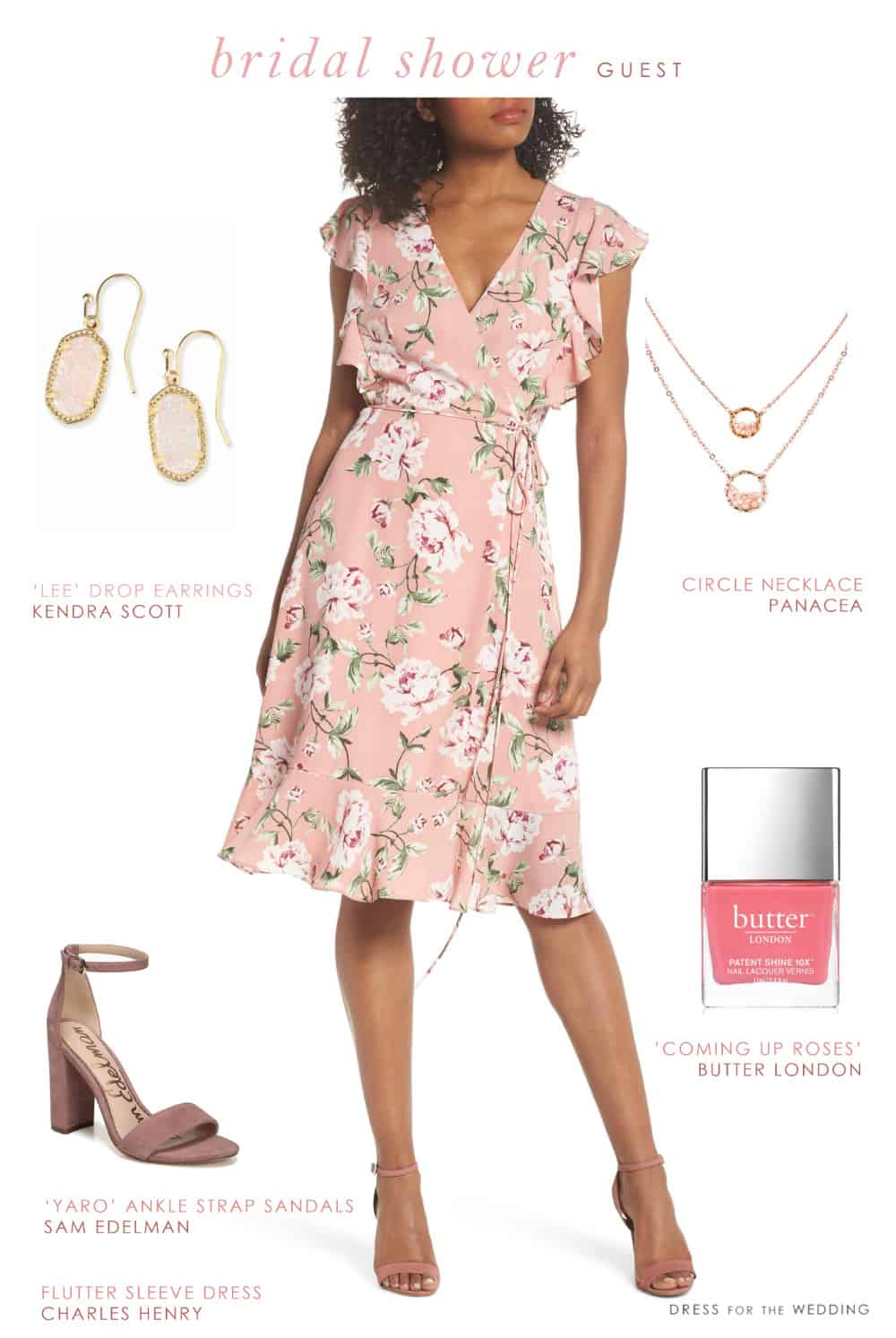 What Should You Wear To A Bridal Shower As A Guest Dress For The