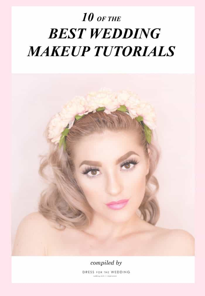 wedding makeup how to videos