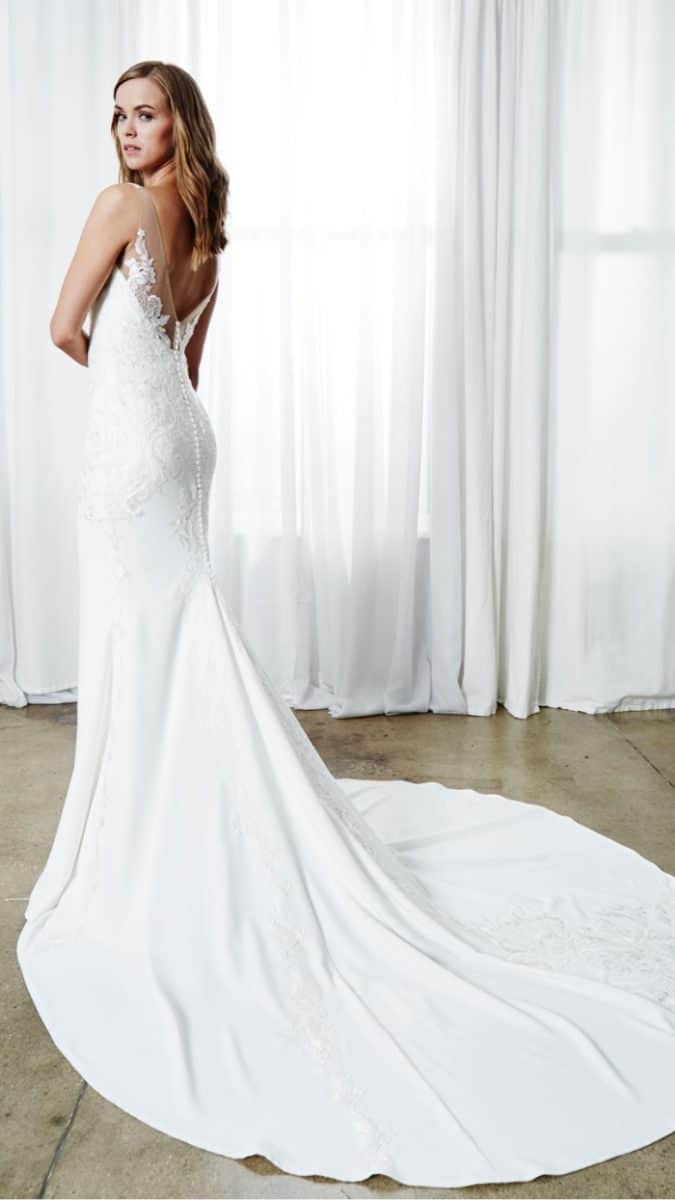 Lisette wedding dress